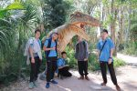 EP-KKW M2 Class Science Trip To Phuwiang National Park And Dinosaur Museum
