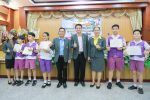 Presentation Of Certificates: English Proficiency Test Top Twenty Students